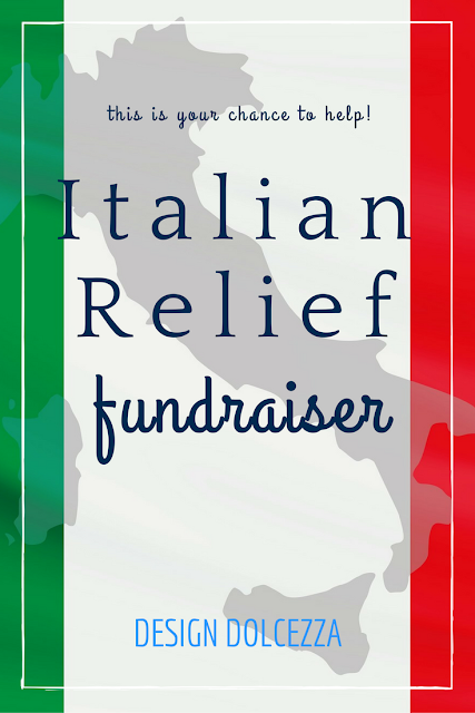 Italy fundraiser jamberry designdolcezza