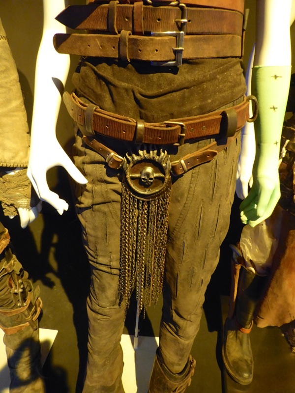 Mad Max Fury Road Furiosa belt