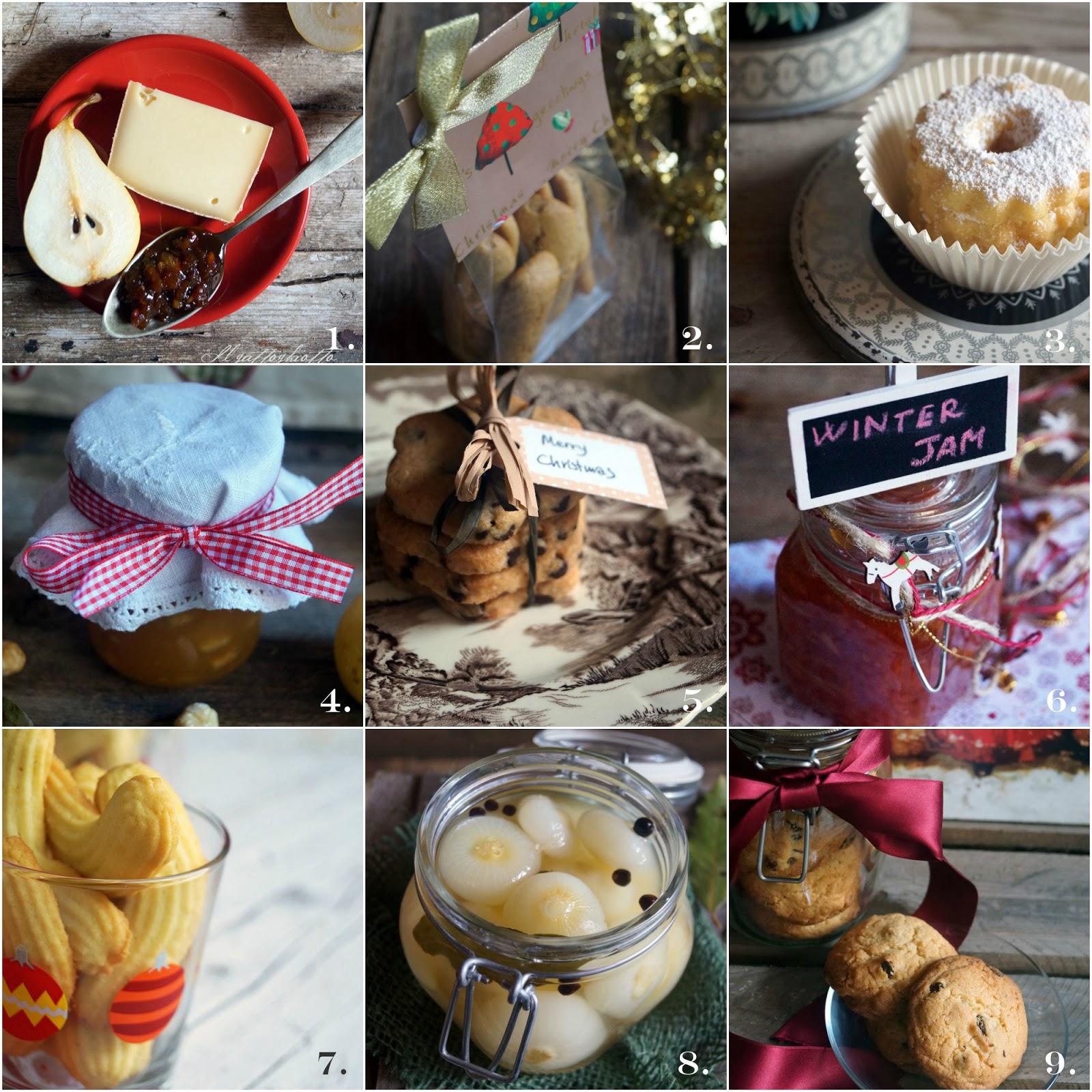 Idee per i regali di natale fai da te scegli e stampa - Regali natale fai da te cucina ...