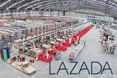 Lowongan Kerja Lazada Elogistics Indonesia, Pekerjaan: Kasir, Manajer HRBP, Rute Pengawas