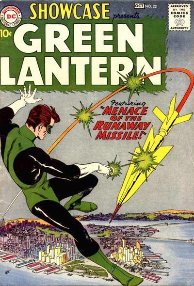 Green Lantern 1959
