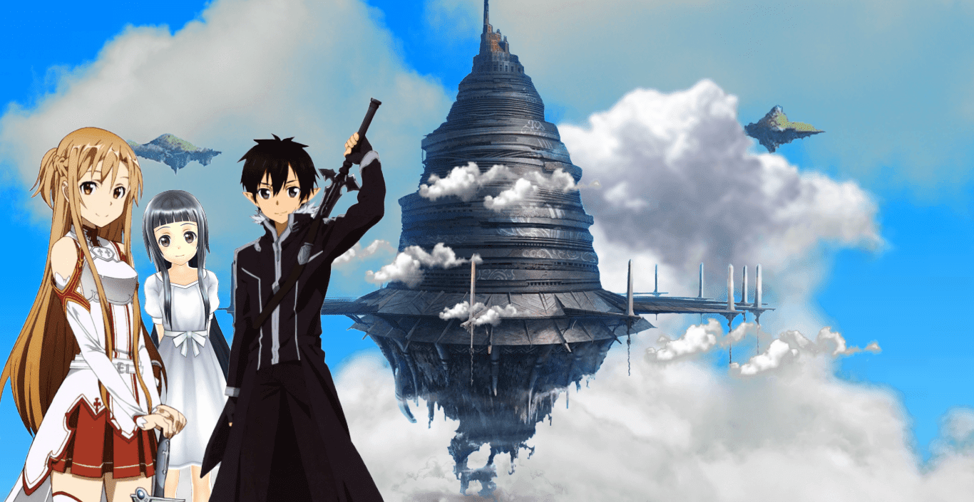 SAO Paralax - Sword art online [Wallpaper Engine Anime]