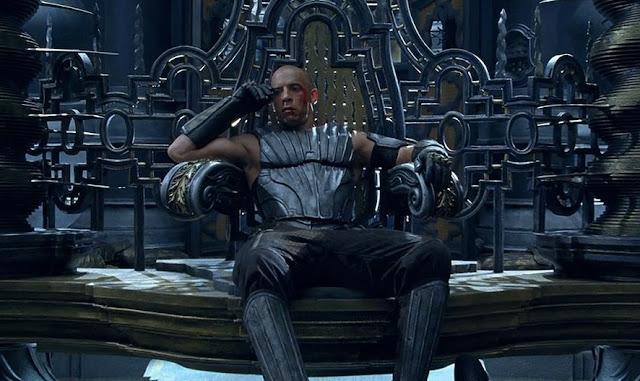 Riddick es Rayo Negro