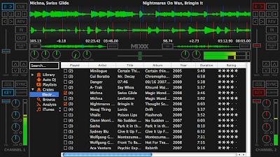 Mixxx DJ software