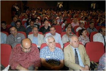 """""""Geçinemiyoruz"""" Haziran Hareketinin İşsizliğe, Yoksulluğa, Pahalılığa Hayır Forumu (1)"""