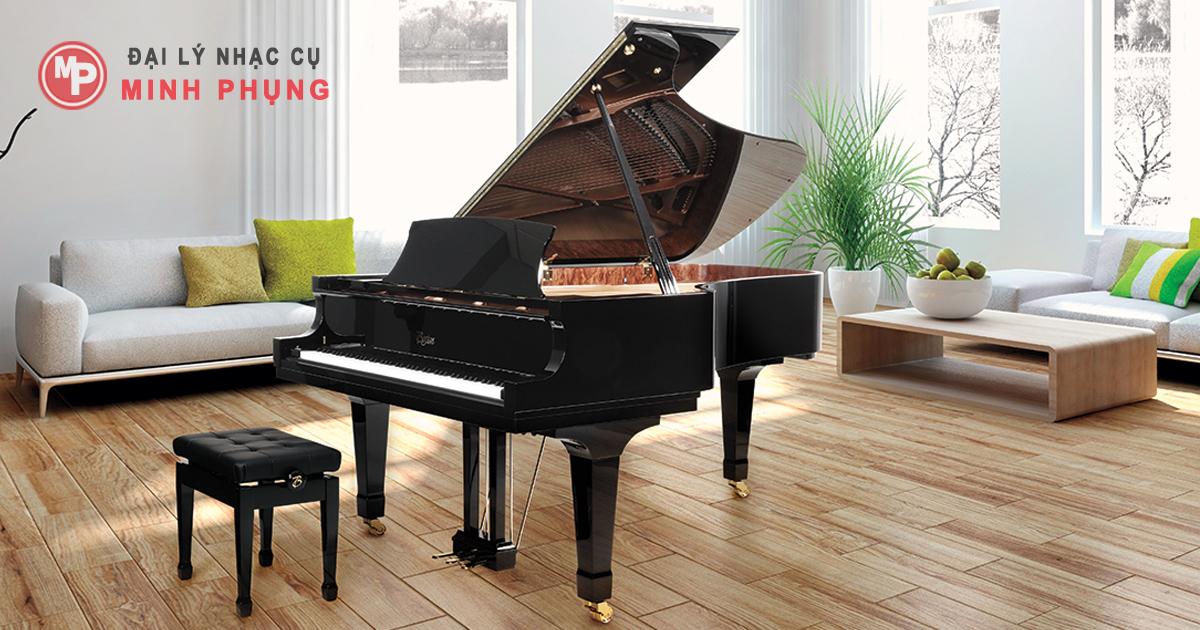 Đàn Piano Cơ Yamaha U1J PE