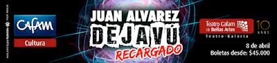 DEJA VU CON Juan Alvárez 2018 ¡Show de Magia!