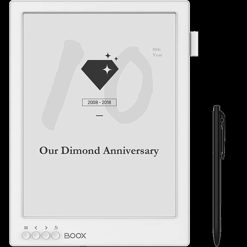 Onyx Boox Max 2 Pro z rysikiem