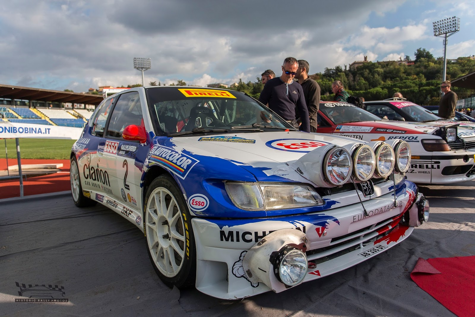 ford escort cosworth wolf racing