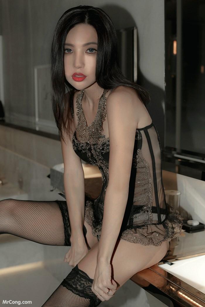 Image Korean-Model-Hwang-Barbie-MrCong.com-010 in post Người đẹp Hwang Barbie trong bộ ảnh nội y, bikini tháng 10/2017 (238 ảnh)