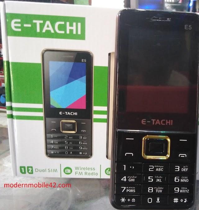 Etachi E5 Flash File
