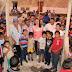 Alpha Tavera coloca primeras piedras de los domos de Tahmuy y Tesoco