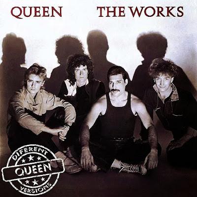 Queen - The Works (Versiones Diferentes)
