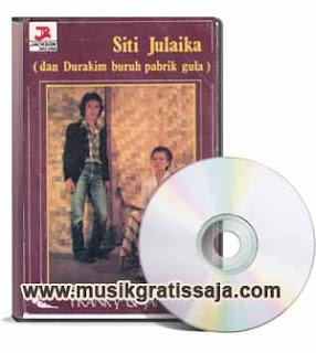 Franky and Jane - Siti Julaika (Karaoke)