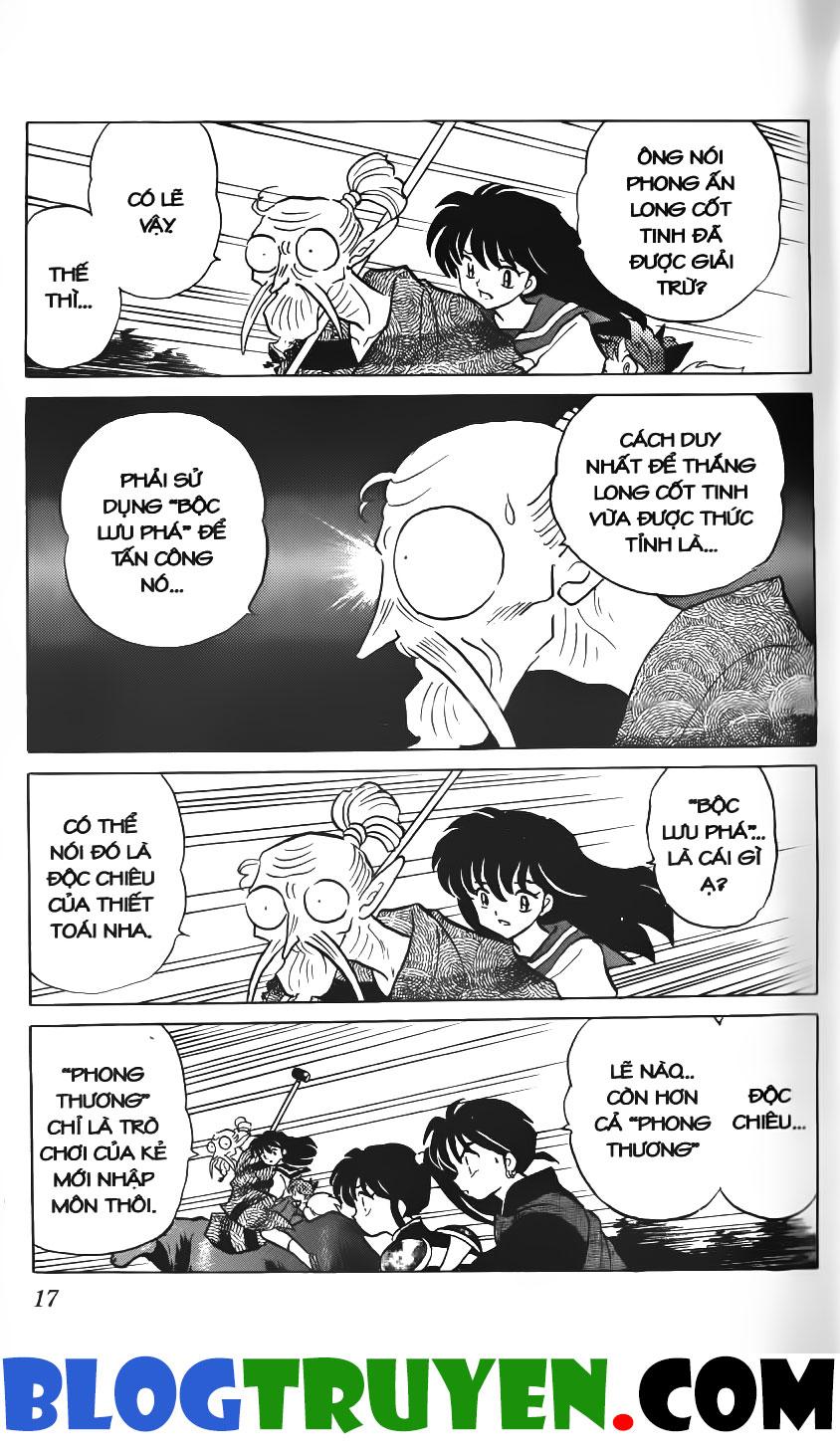 Inuyasha vol 20.1 trang 15
