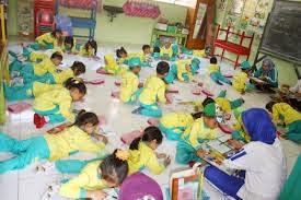Pengertian TK Taman Kanak-kanak