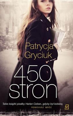 """#10 """"450 stron"""" Patrycja Gryciuk"""