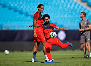 مباراة ليفربول وبروسيا دورتموند بث مباشر اليوم 22-7-2018 Liverpool vs Borussia Dortmund Live