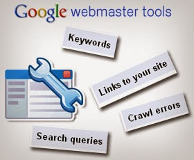 Google webmaster basic Tools for your blog and website