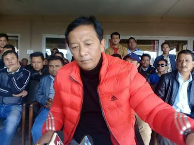 Alternative administrative arrangement is working in Darjeeling hills - Binay Tamang