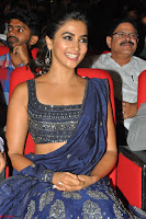 Pooja Hegde choli saree at DJ Duvvada Jaggannadham music launch ~  Exclusive 88.jpg