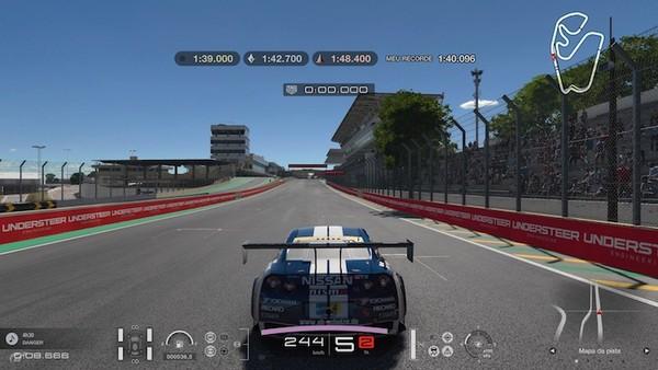 """Saiba :""""Como desbloquear e jogar no Autódromo de Interlagos em Gran Turismo Sport"""""""