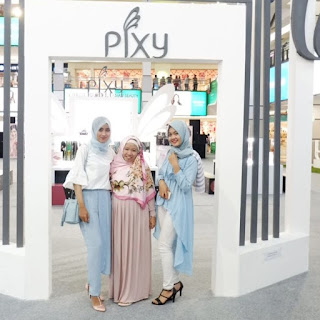 Beauty Blogger Palembang Gathering bareng PIXY Agustus 2017