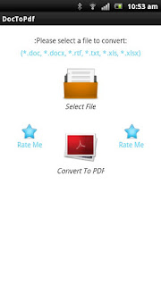 Download Doc To Pdf for Android