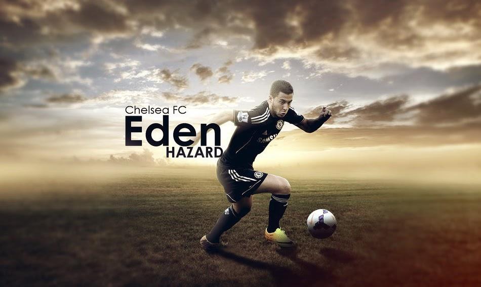 Eden Hazard Latest Hd Wallpaper 2014 World Fresh Hd