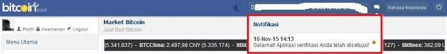 verifikasi%2Bbitcoin%2Bindonesia%2Bintanblogdotcom%2B5 - Panduan Lengkap Bitcoin
