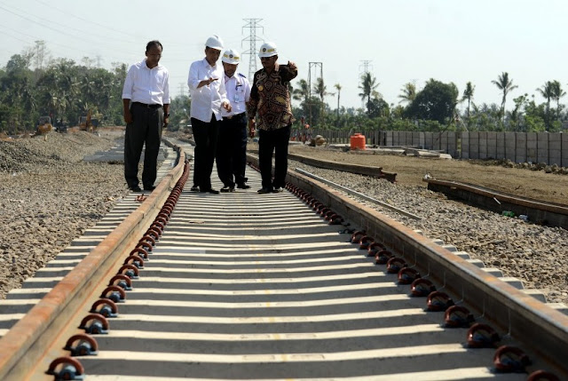 Pembangunan Jalur Kereta Dibatalkan Jokowi, Pemprov Jambi Bereaksi
