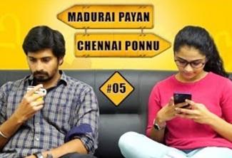 Madurai Payan vs Chennai Ponnu | Episode 05 | Tamil Series | Circus Gun
