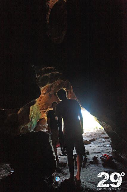 Bangkang Cave - inget för kräsmagade