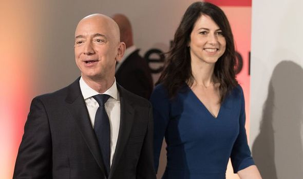 Here Is Why Amazon Jeff Bezos remains Richest person in the World after divorcing MacKenzie Bezos