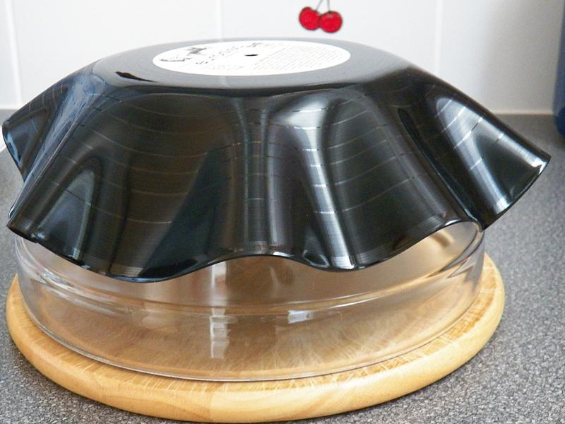 Centi Bastelt Schallplattenschüsseln
