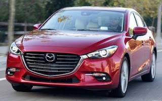 Giá bán Mazda 3 2017 mới nhất