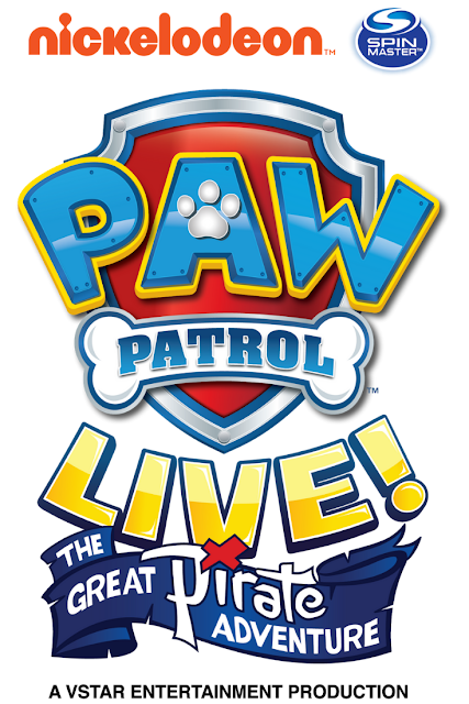 PAW Patrol Live The Great Pirate Adventure
