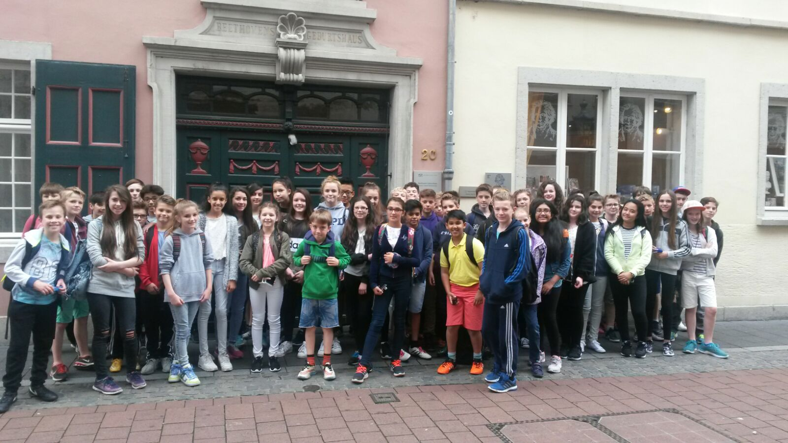 Mfl Tomlinscote Year 7 German Trip Days 2 And 3