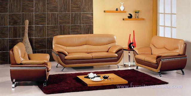 indian model sofa For Living Room WIth Mahogany Arms