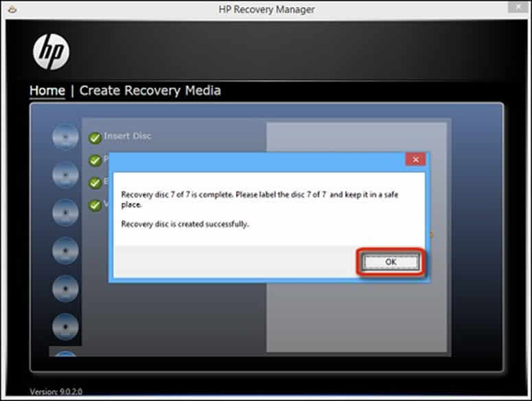HP PCs Obtaining HP Recovery Discs or an HP USB Recovery - mandegar info