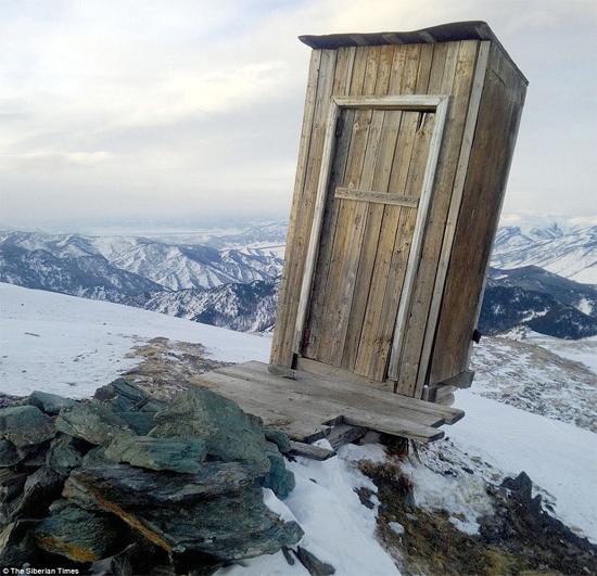 Banheiro mais assustador do mundo 1