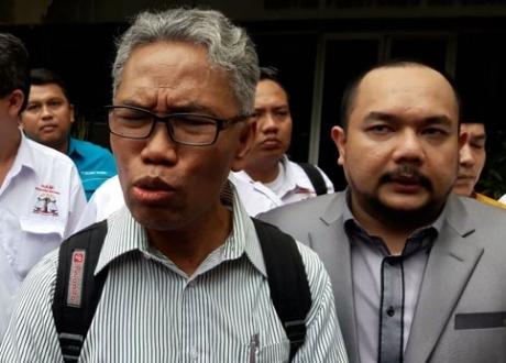 Merasa Terzalimi Dituntut 2 Tahun Penjara, Buni Yani: Ini Bener-benar Zalim dan Biadab Jaksa