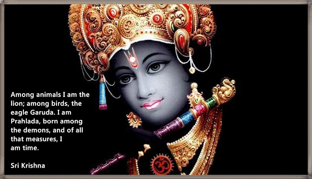 Sri Krishna quote
