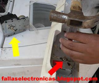 timer de lavadora electrolux no funciona