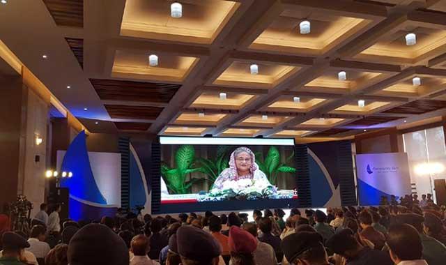 বাংলাদেশ পুলিশের কমিউনিটি ব্যাংক উদ্বোধন করলেন প্রধানমন্ত্রী