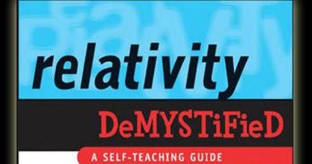 High Definition Ebooks: Relativity Demystified - David McMahon