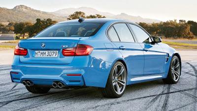 2016 BMW M5 Detail Specs