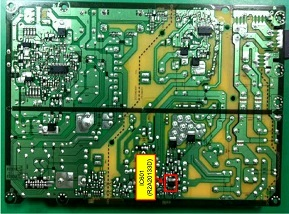 Electro help: LG POWER SUPPLY  EAY62810801  SCHEMATIC