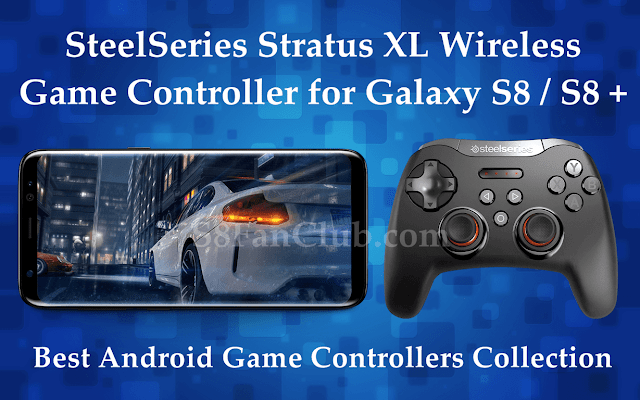 Top 5 Best Galaxy S8 Game Controllers for Wireless HD Gaming