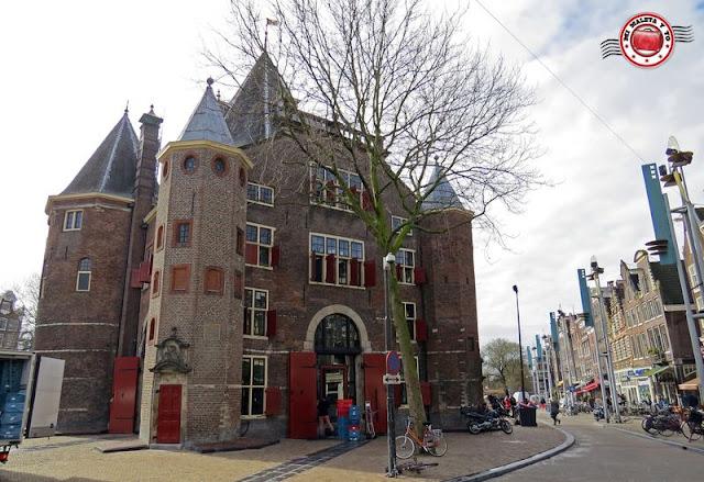 Amsterdam, la Waag